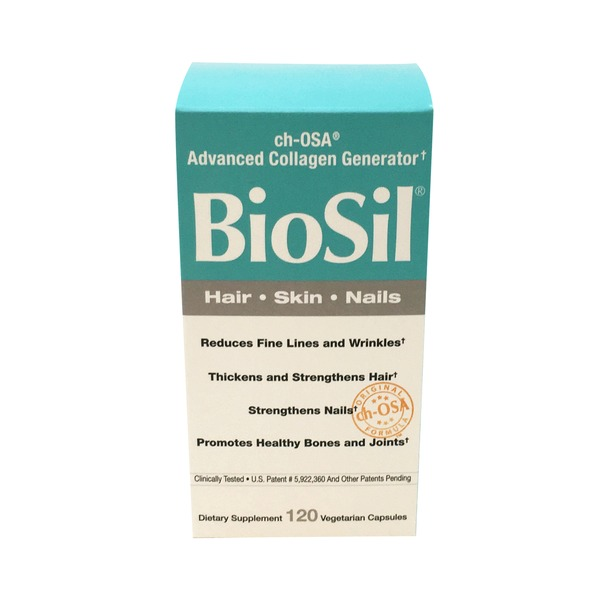 Natural Factors Biosil Advanced Collagen Generator