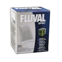 Fluval Spec Carbon Replacement Pack 3 Pack