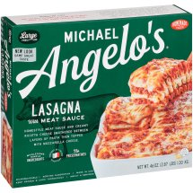 Michael Angelo's® Lasagna with Meat Sauce 46 oz. Box
