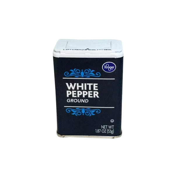 Kroger Ground White Pepper