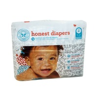 The Honest Company Honest Diapers Skull Design Size 4