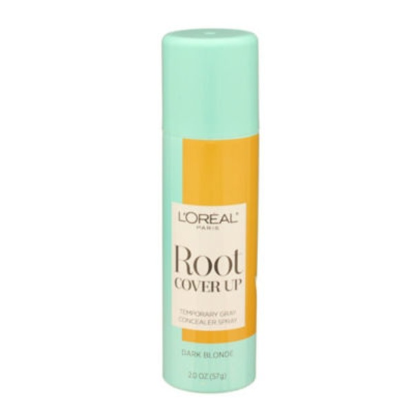 Root Cover Up Dark Blonde Root Hair Color