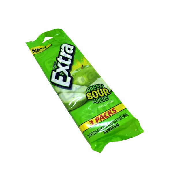 Extra Apple Chewing Gum