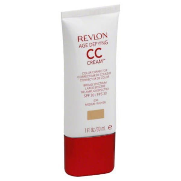Revlon Age Defying Color Correcting Cream Medium