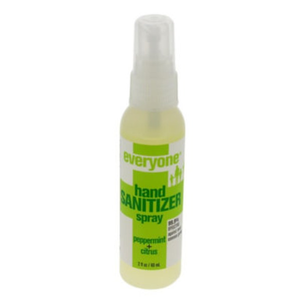 EO Peppermint & Citrus Hand Sanitizer Spray