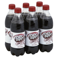 Dr Pepper Soda Diet - 6