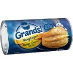 Pillsbury Grands! Flaky Layers Butter Tastin' Biscuits, 8 ct, 16.3 oz
