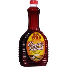 Country Kitchen® Butter Flavored Syrup 36 fl. oz. Bottle
