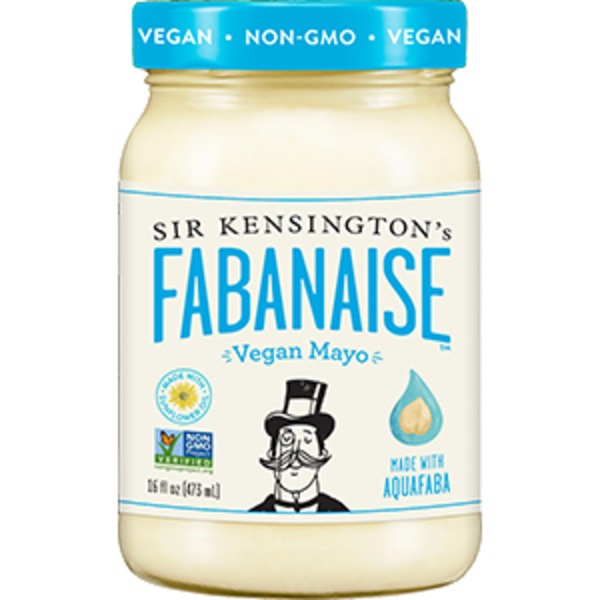 Sir Kensingtons Fabanaise, Made with Aquafaba, Vegan, Jar