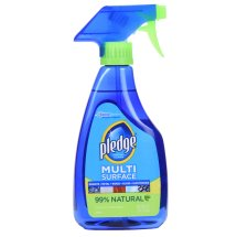 Pledge Multi Surface Everyday Cleaner 99% Natural Trigger 16 Ounces.