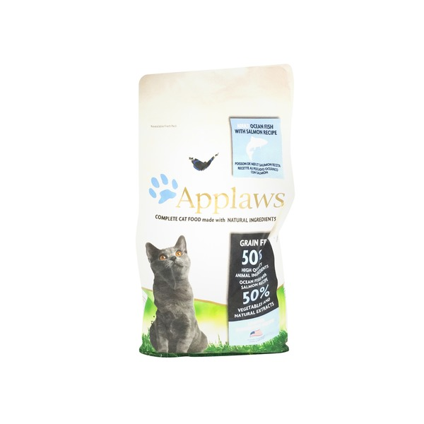 Applaws Adult Ocean Fish with Salmon Recipe Cat Food