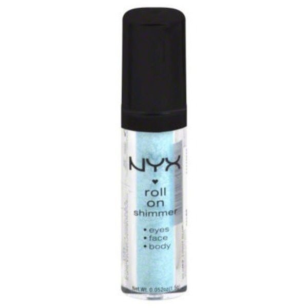 NYX Roll On Shimmer - Light Blue RES 03