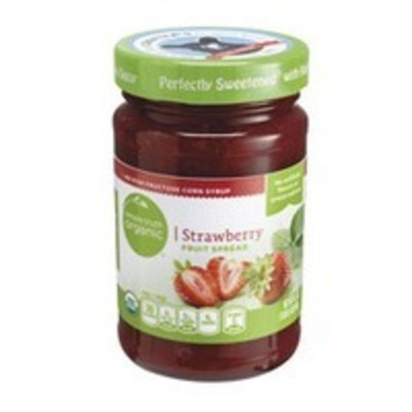 Simple Truth Strawberry Fruit Spread