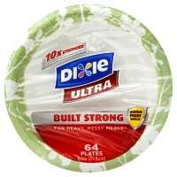Dixie Ultra Disposable Plate 9 Inch