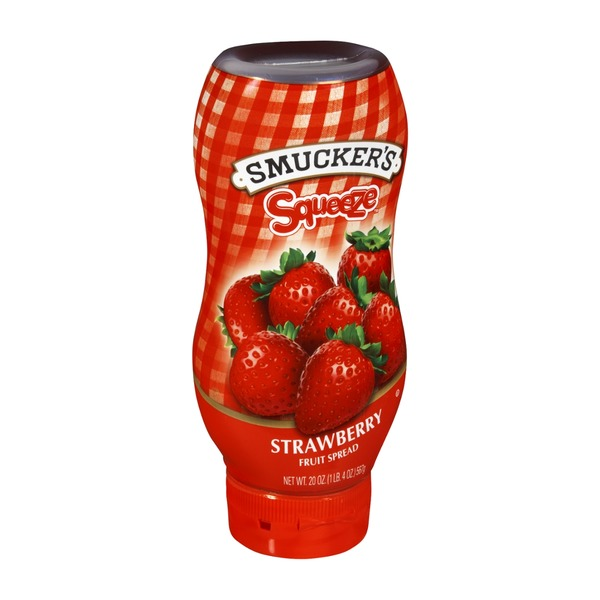 Smucker's Squeeze Strawberry Fruit Spread