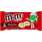 M&M's Minis Milk Chocolate Candies Baking Bits