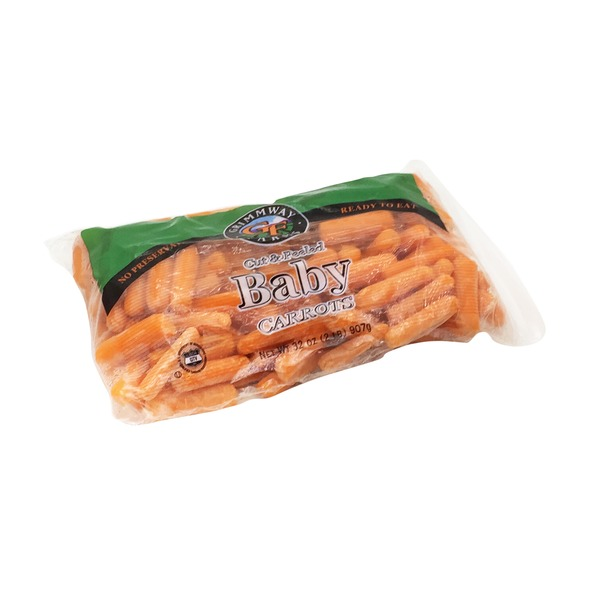 Bolthouse Farms Mini Peeled Carrots