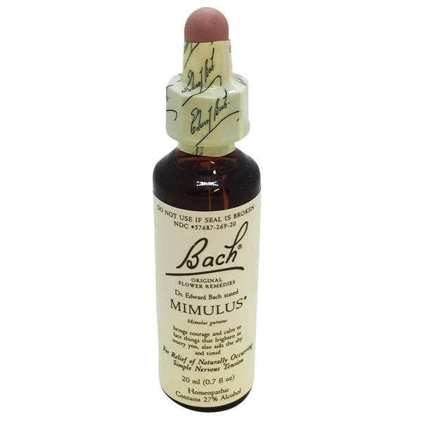 Bach Original Flower Remedies Mimulus Guttatus Essence