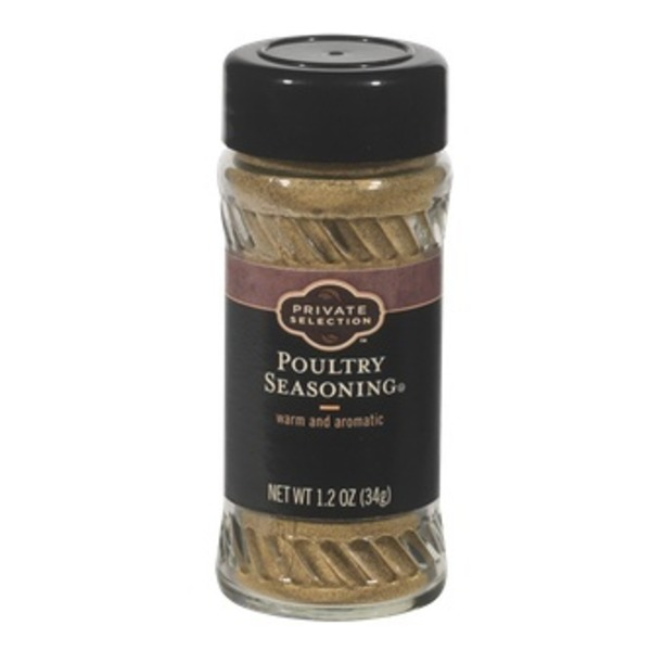 Kroger Private Selection Poultry Seasoning