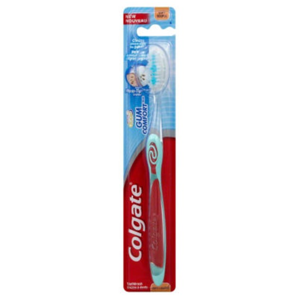 Colgate Wave Gum Comfort Toothbrush Soft