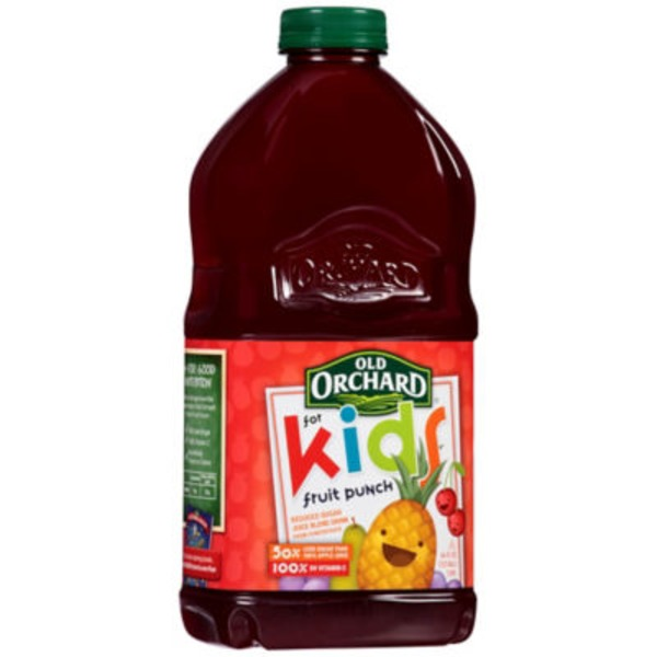 Old Orchard for Kids Fruit Punch Juice Drink