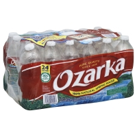 Ozarka Spring Water Natural - 24