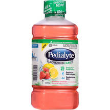 Pedialyte AdvancedCare Strawberry Lemonade Electrolyte Solution