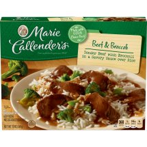 Marie Callender's Beef & Broccoli, 13 Ounce