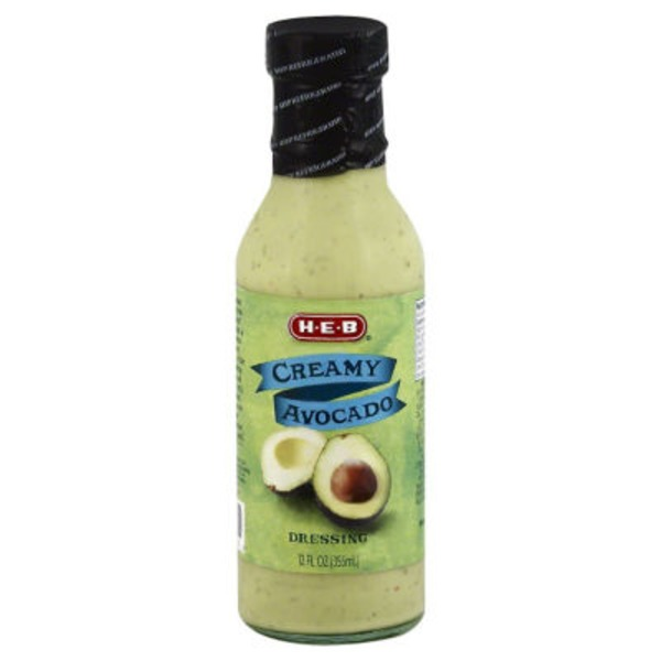 H-E-B Avocado Dressing