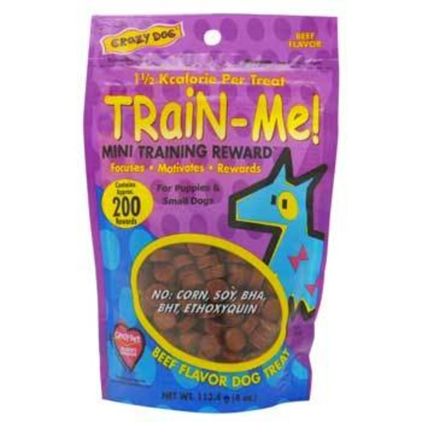 Cardinal Laboratory Mini Train-Me Beef Flavor Dog Treats