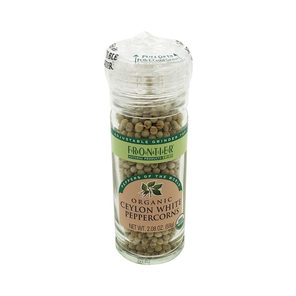 Frontier White Ceylon Peppercorns