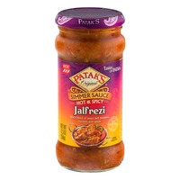 Patak's Original Simmer Jalfrezi Sauce Hot & Spicy