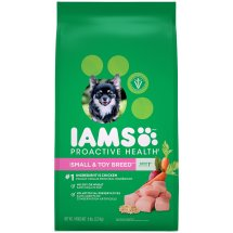 IAMS PROACTIVE HEALTH Small and Toy Breed Adult Dry Dog Food 6 Pounds