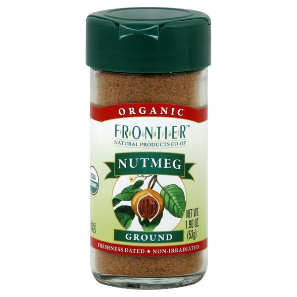 Frontier Ground Nutmeg