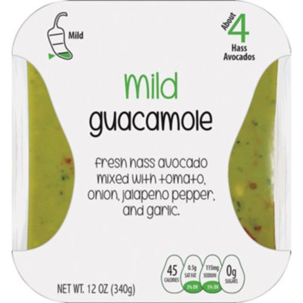 Packer Mild Guacamole