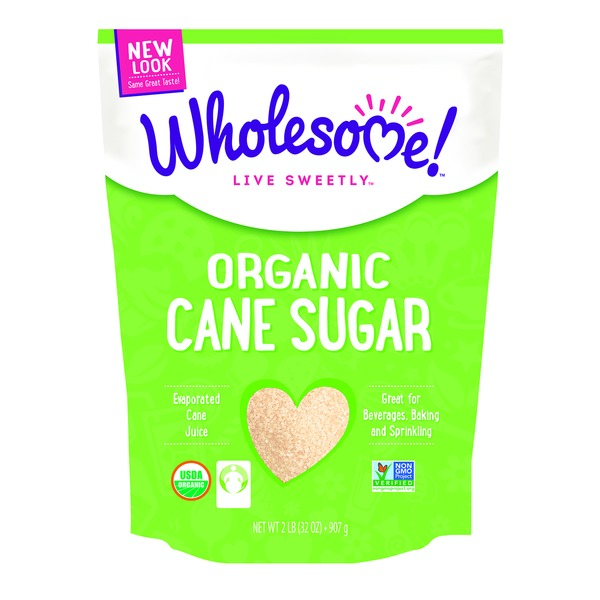 Wholesome Organic Cane Sugar