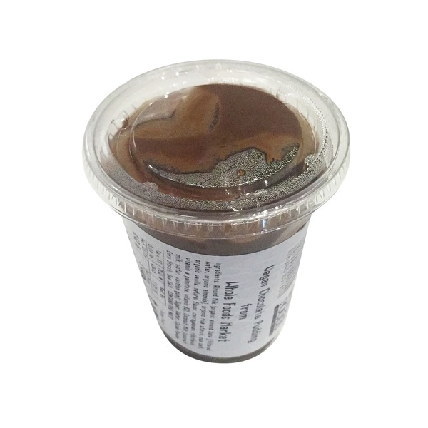 Whole Foods Market Chocolate Pudding Vegan