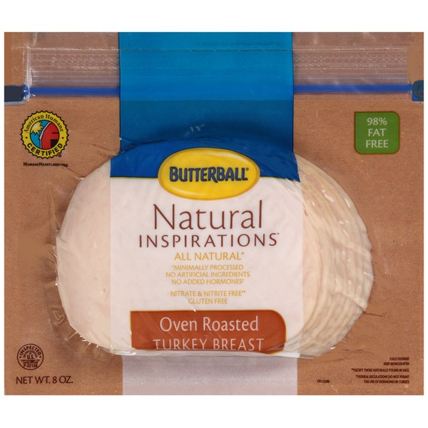 Butterball Natural Inspirations Oven Roasted Turkey Breast