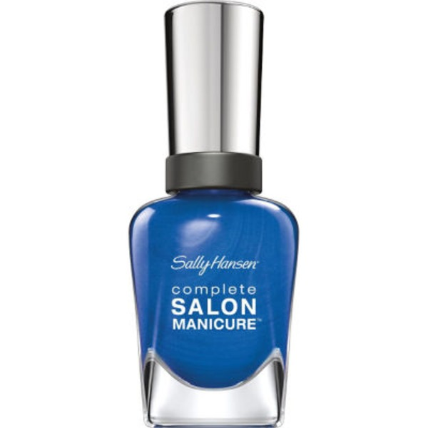 Sally Hansen Complete Salon Manicure 550 Blue My Mind