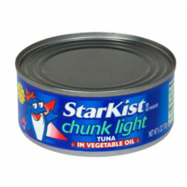 StarKist Chunk Light in Vegetable Oil Tuna