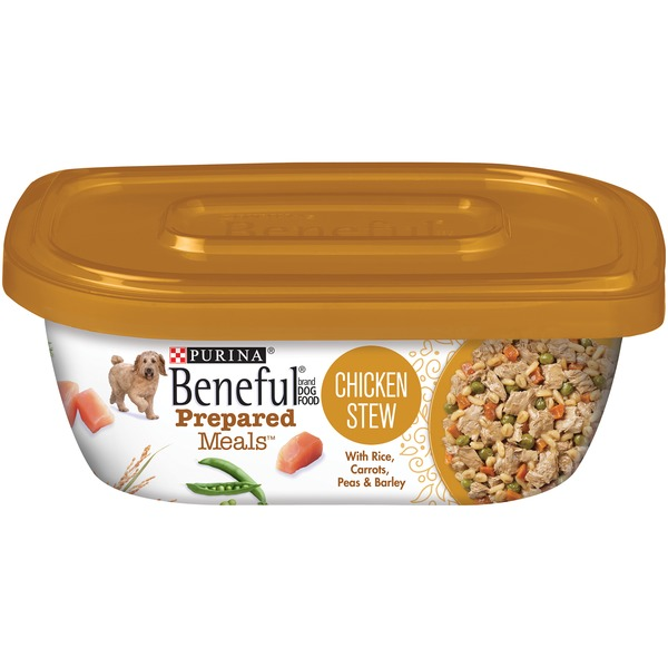 Beneful Prepared Meals Chicken Stew Dog Food