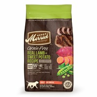 Merrick Grain Free Real Lamb & Sweet Potato Limited Ingredients Adult Dog Food 25 Lb.