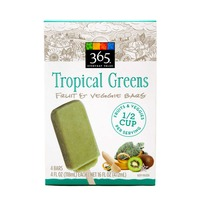 365 Tropical Greens Fruit and Vegetable Bars