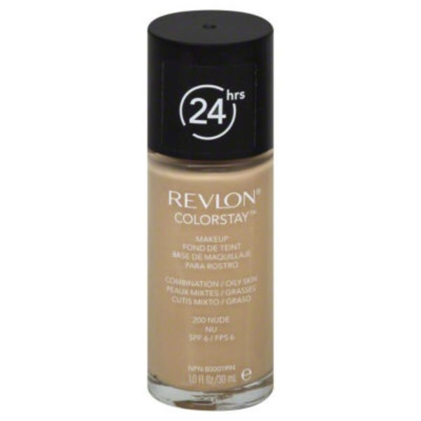 Revlon ColorStay Makeup For Combination/Oily Skin - Nude
