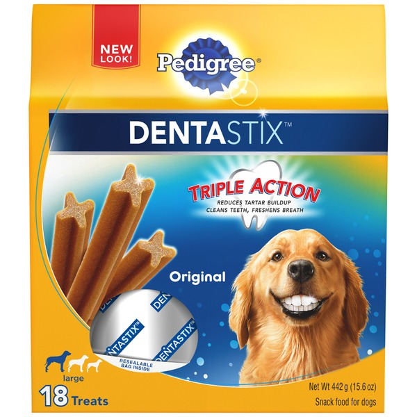 Pedigree Dentastix for Large Dogs Dog Care & Treats