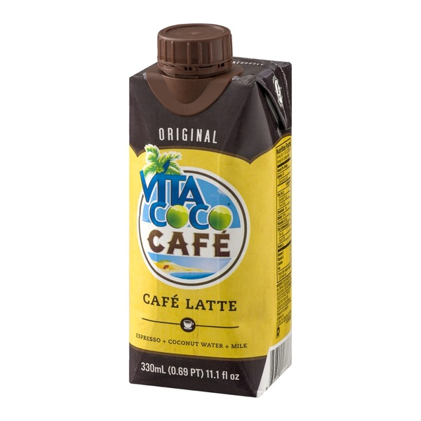 Vita Coco Coco Cafe Cafe Latte Coconut Water