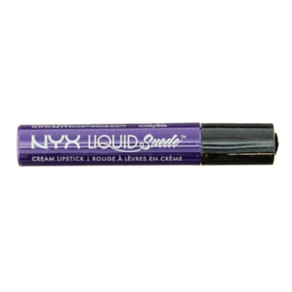 Nyx Liquid Suede Lipstick Purple