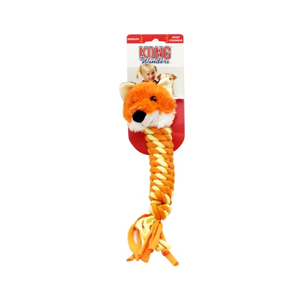 Kong Co. Winder Fox Dog Toy