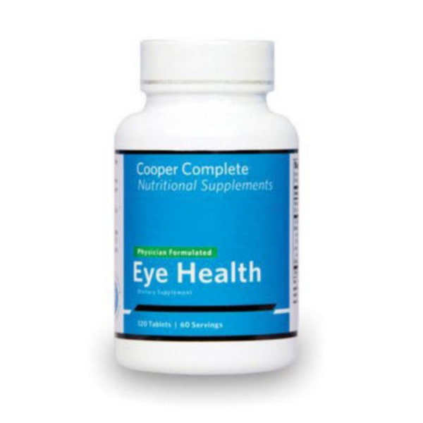 Cooper Complete Eye Health Tablets