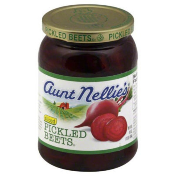 Aunt Nellie's Sliced Pickled Beets